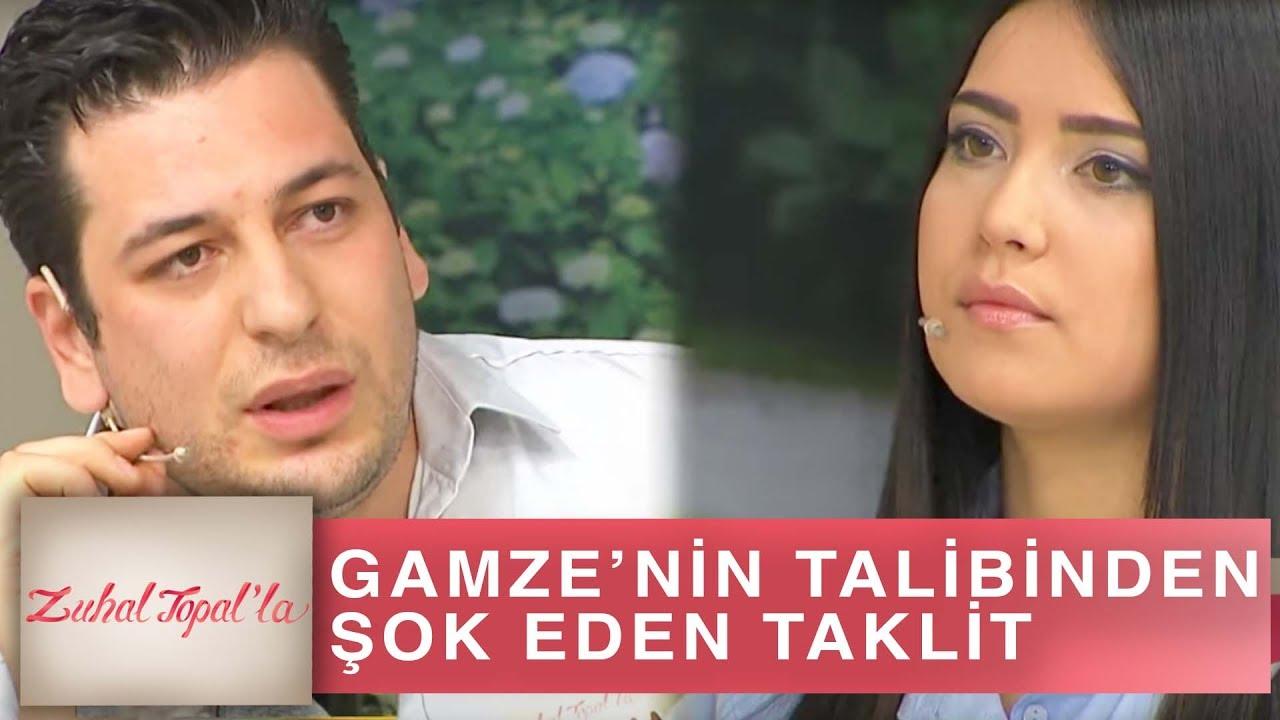 Ali Özbirden Zuhal Topala destek