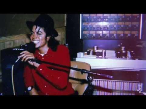 Michael Jackson Sings The Beatles Songs  in Recording Studio (Audio)