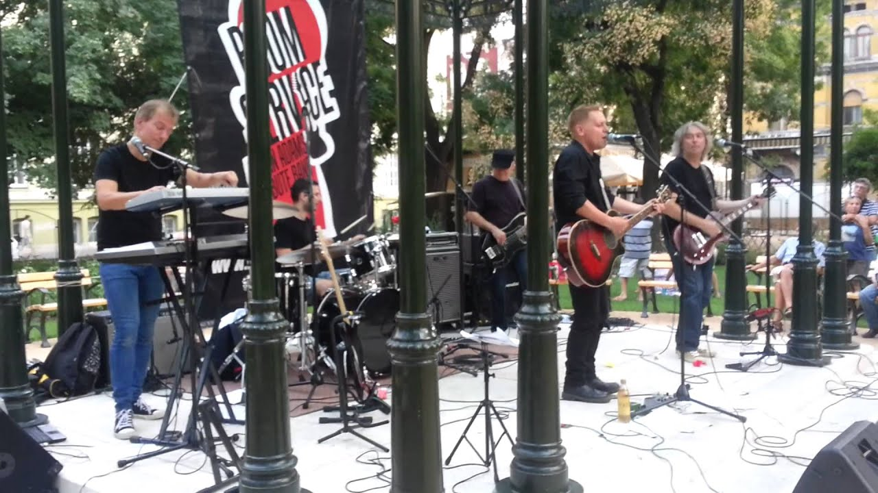ROOM SERVICE Bryan Adams Tribute Band- Down On The Corner - YouTube