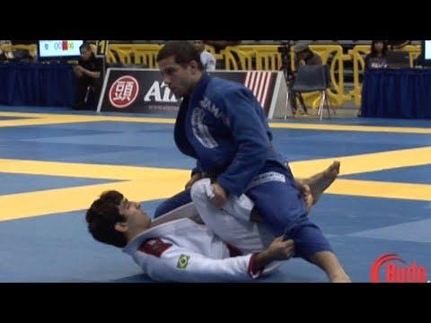 """Lucas Lepri VS Augusto """"Tanquinho"""" Mendes / Pan Championship 2011"""