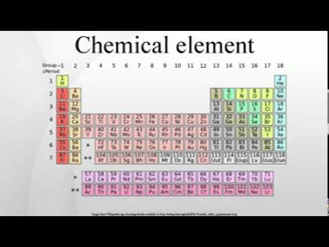 Chemical element