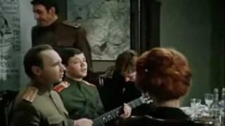 """Романс из т/ф """"Дни Турбиных"""" (1976)"""