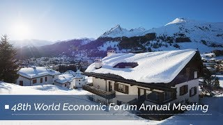 Live: 48th World Economic Forum Annual Meeting世界经济论坛2018年年会开幕