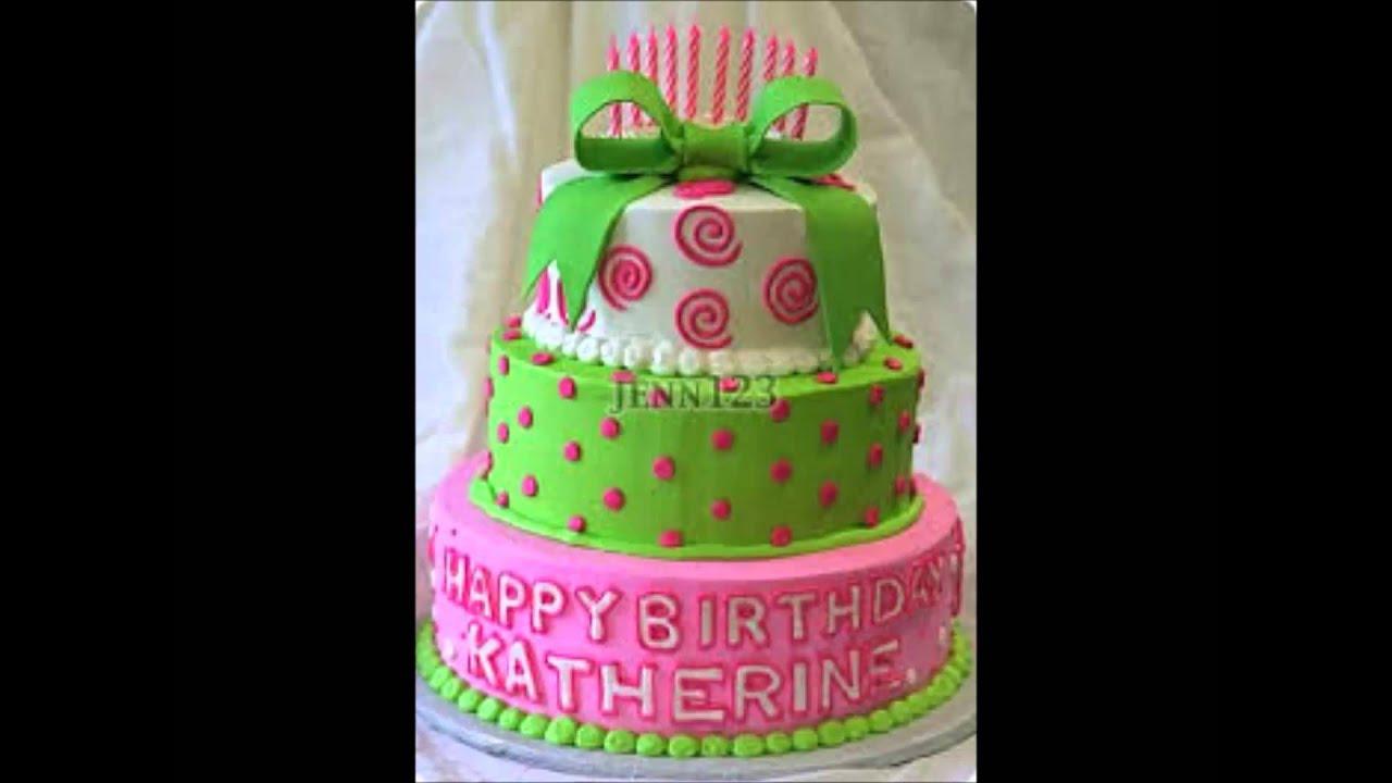 Happy Birthday Katherine By Lisa Singer Youtube