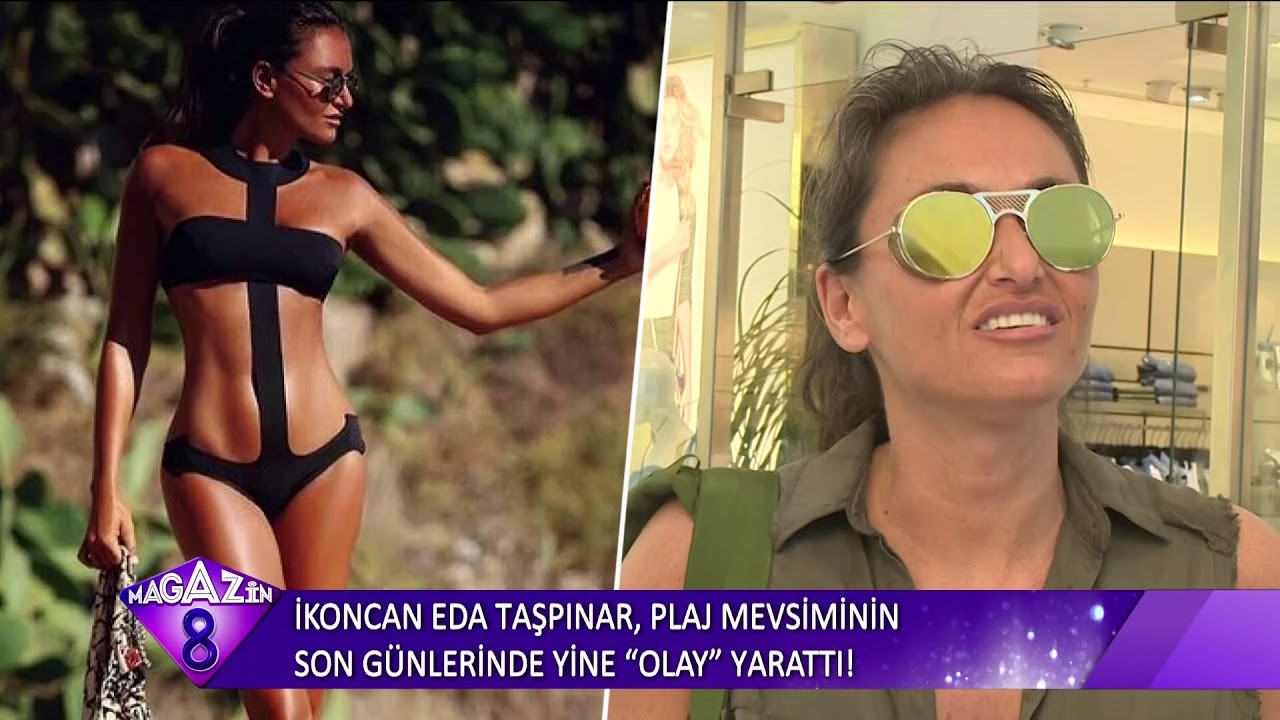 Youtube Eda Taspinar nude photos 2019