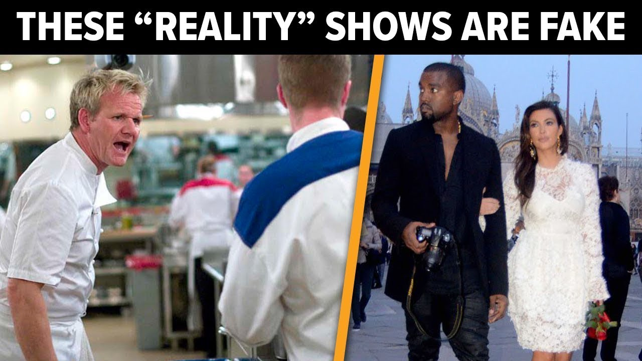 35 Reality Shows That Are Totally Fake