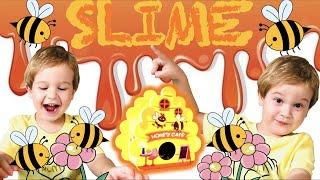Спасение Пчел | Учимся говорить играя | Пчелы в дом| Забавная Игра Детям Дома |Карантин день 8