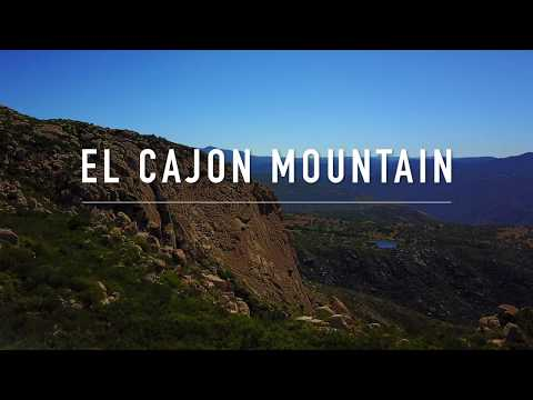 The Hardest Hike in San Diego - El Cajon Mountain