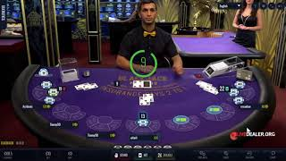 Lucky Streak Live Blackjack