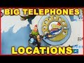 Fortnite: Dial Durr Burger & Pizza Pit Big Telephone Numbers CHALLENGE