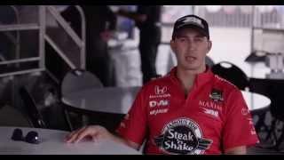RLL Racing Graham Rahal GP INTERVIEW