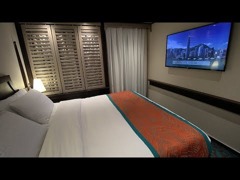 Carnival Vista Havana Suite Tour - Cabin 5234