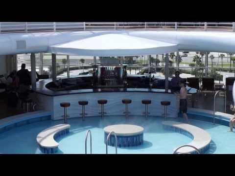 Disney Fantasy Cruise Ship Tour