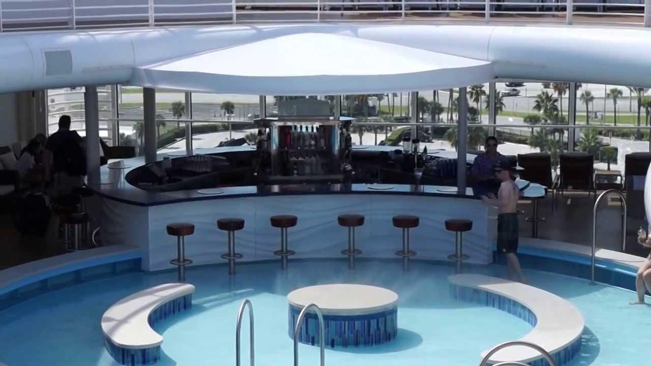 Disney Fantasy Cruise Ship Tour  YouTube