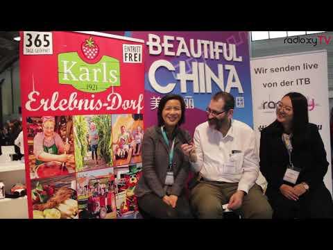 ITB 2019 - Wenjuan Yang und Guo Jingnan - China Event und Chengdu Greatway