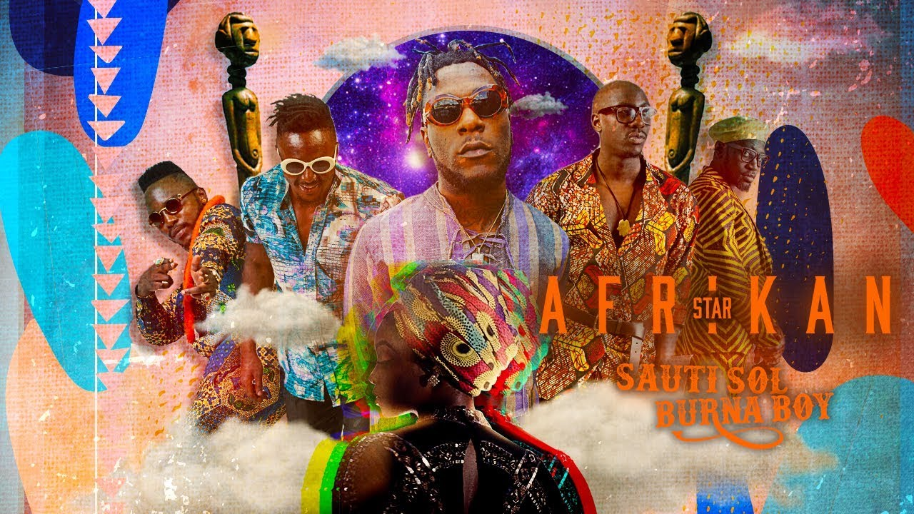 Sauti Sol - Afrikan Star featuring Burna Boy (Official Music Video)