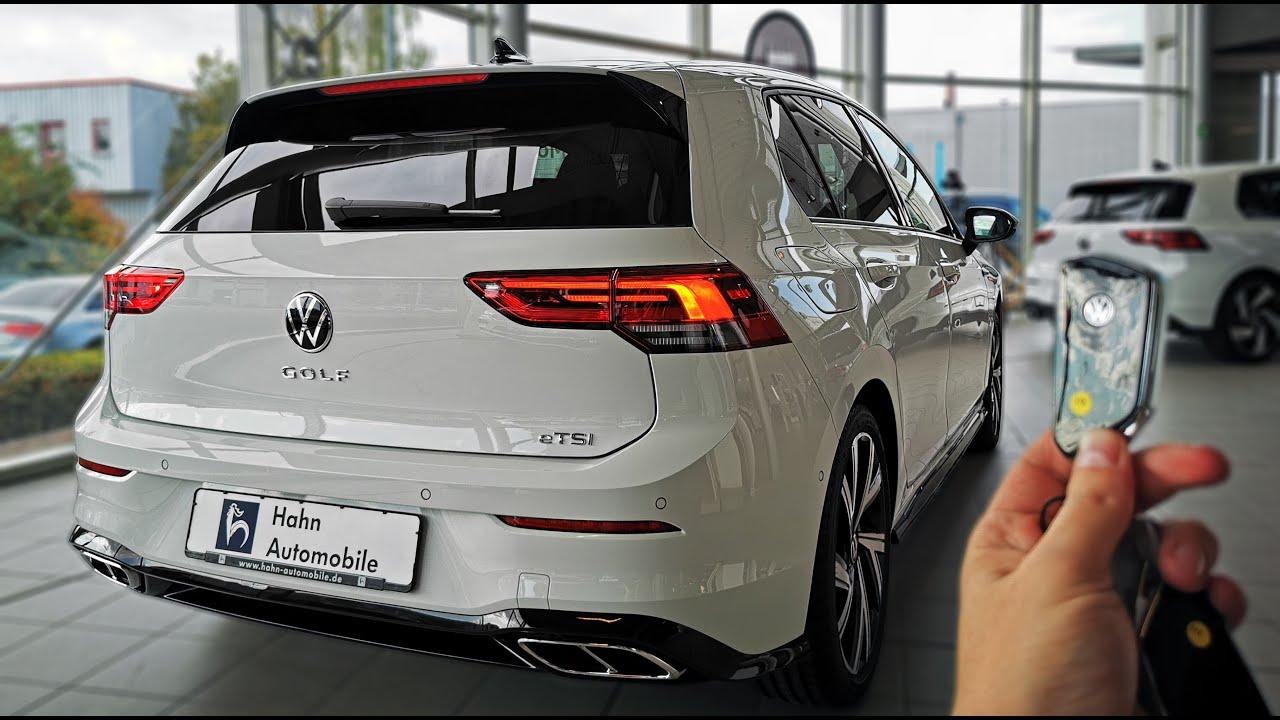 2021 Vw Golf 8 R 320 Hp By Carreviews Eu Youtube
