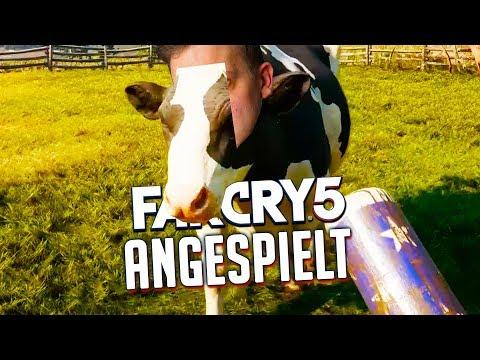 FAR CRY 5 COOP 👊 Auf der PlayStation 4 angespielt (Let's Play Deutsch)