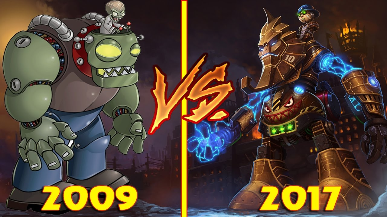 Dr. Zomboss Mod Iron Man vs Plants vs Zombies - YouTube