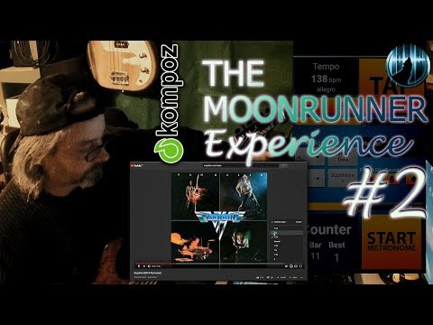 Moonrunner Experience #2 | Phone Apps | Metronome | Online Resources For Guitarists & Musicians