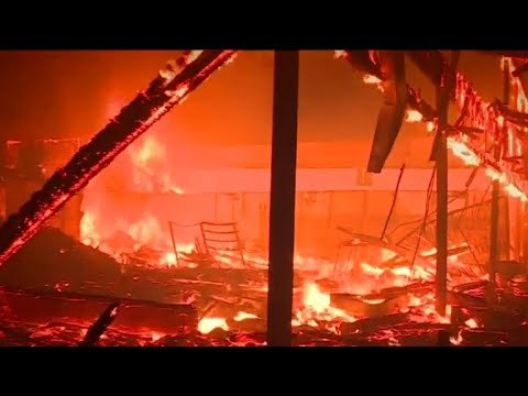 Challenges facing firefighters battling Californias wildfires