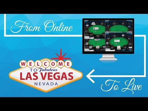 Going From Online To Live Poker | Poker Quick Plays