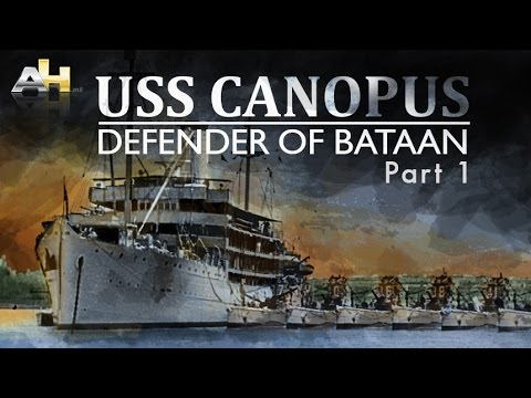 USS Canopus Part 1: Far Behind Enemy Lines