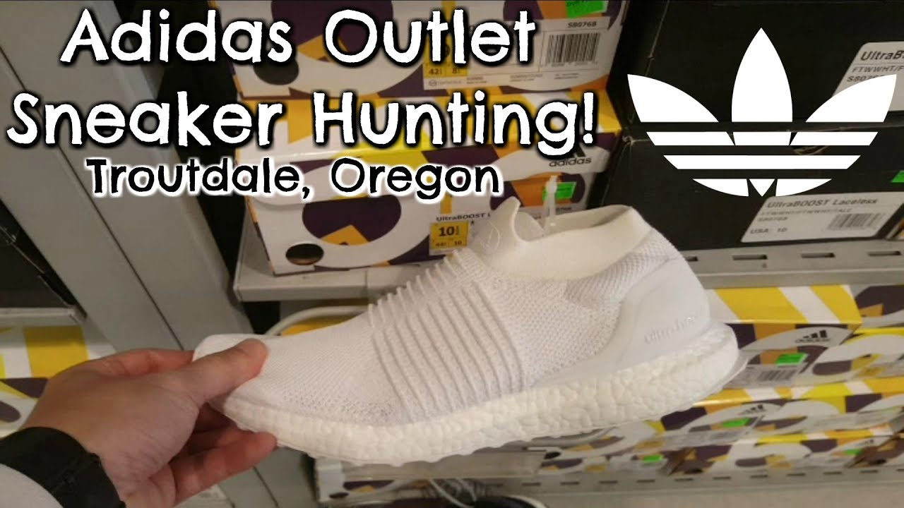 Adidas Outlet Sneaker Hunting! March