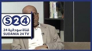 البروفيسور محمد حسين ابو صالح - صالون سودانية - حال البلد