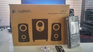 Best $40 Speakers? Logitech Z313 Speaker And NuclearAV Review
