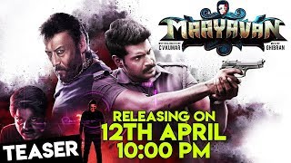 MAAYAVAN Full Movie In Hindi | Releasing On 12th April 2019 - 10 PM | South Movie 2019