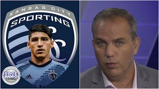 'Chivas vendió mal a Alan Pulido al Sporting Kansas City': Diego Cora   Jorge Ramos y Su Banda