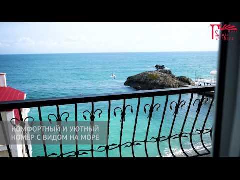 Гостиница Крыма на берегу моря. Обзор номера гостиницы Санта Барбара гостиница у моря Крым
