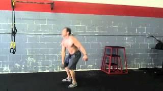Single Arm Dumbbell Warrior Complex (Tough Workout)