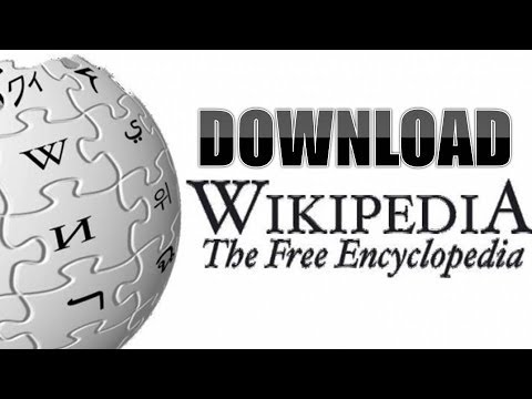 How to Download Wikipedia Articles