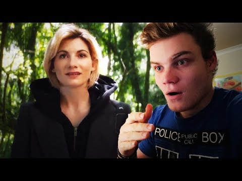 Doctor Who: LIVE Jodie Whittaker Doctor Announcement Reaction