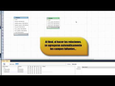 Creando una Base de Datos para un Videoclub con MySQL workbench