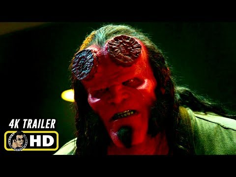 HELLBOY (2019) Red Band Trailer #2 [4K]