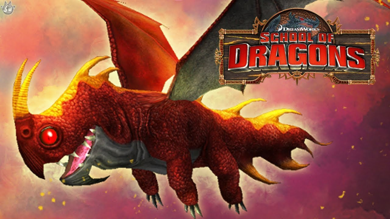 School of Dragons: Dragons 101 - The Fire Terror - YouTube