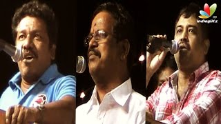 Linguswamy and Karunas speaks about Superstar Rajinikanth's political entry