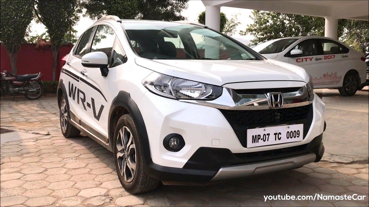 Honda WR-V VX i-DTEC 2018 | Real-life review - YouTube