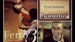 Recensione Ferro 3-La Casa Vuota(2004)-Kim Ki Duk