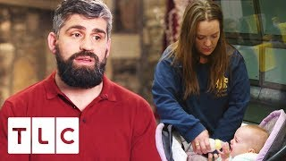 Rachel Travels To Meet Her English Boyfriend For The First Time! | 90 Day Fiancé: Before The 90 Days
