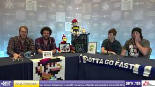 Super Mario Series Warpless Relay Race in 2:47:12 - SGDQ2017 - Part 122