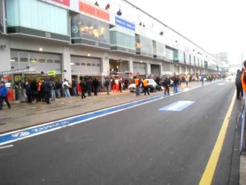 Nurburgring 2010 Pit video