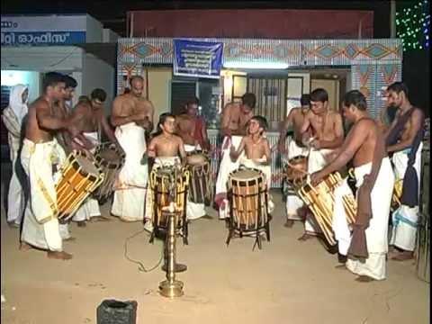Double Thayambaka - Master Sreehari & Master Vaishak
