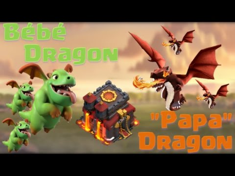 HDV10 Perfect : Bébé Dragon Vs Dragon