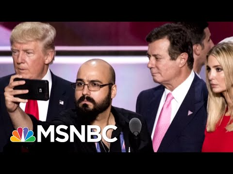 Bad News For Paul Manafort Seen In Naming Of New Witnesses | Rachel Maddow | MSNBC