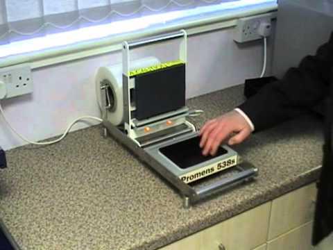 food packaging sealing machine