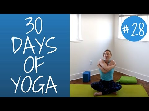 Day 28 - 30 Days Of Yoga - Self-Love (The Tribe Life)